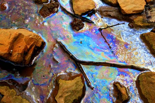 Oil Spills - Issues