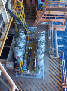 Offshore Hire System