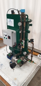Oily Water Hire System