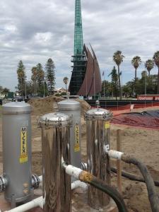 Elizabeth Quay Perth City Hire System